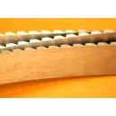 Sierras de cinta para cortar embutidos